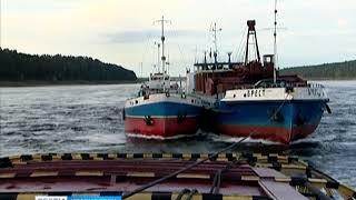 В Енисейском пароходстве подвели итоги навигации по Ангаре
