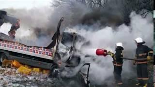 В ДТП вблизи Богуслава погибло четыре человека