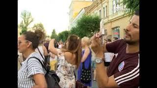 Самарцы устроят танцевальный флешмоб в честь окончания ЧМ-2018
