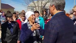 """Вячеслав Володин посетил уникальный поселок """"Ветеран"""" Озинского района"""