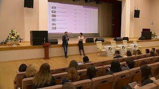 В первый день фестиваля «А мы из Пензы» эксперты из Москвы провели мастер-классы