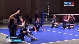 Светлана Чуракова стала чемпионкой мира по волейболу сидя