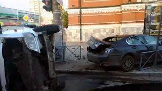 В Перми на 12 суток арестовали лихача, устроившего ДТП с маршруткой