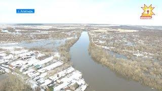 С потеплением в Чувашии все актуальнее становится проблема паводков.