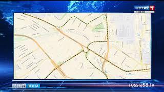В Пензе сразу 12 маршрутов изменят схему движения