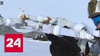 Росгвардия научилась обезвреживать террористов в Арктике - Россия 24