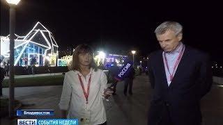Эксклюзивное интервью дал Сергей Носов по итогам восточного экономического форума