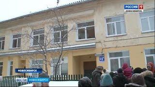 Вооружённые люди ворвались в частный детский сад в Новосибирске
