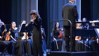 Матвей Блюмин на концерте Дениса Мацуева в Тюмени