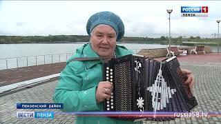 В Засечном выступили лучшие гармонисты со всей области