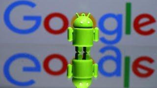 ЕС оштрафовал Google на 5 млрд долларов