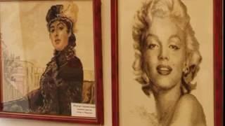 В городском музее состоялось открытие  выставки  мастеров декоративно прикладного искусства