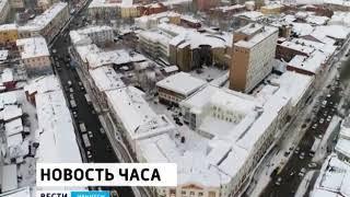 Проезд по улице Лызина в Иркутске закрыли на две недели