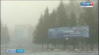 Два из трёх задержанных самолётов вылетели из Барнаула в Москву