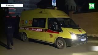 Едкий запах дыма среди ночи разбудил жителей домов на улице Яруллина   ТНВ