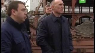 Борис Дубровский проинспектировал объекты к саммитам