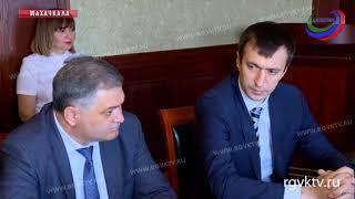 Коллективу Агентства по предпринимательству и инвестициям республики представили нового руководителя