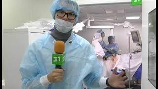 Челябинские хирурги продемонстрировали врачам со всей России уникальную операцию