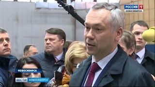 Андрей Травников будет участвовать в выборах губернатора Новосибирской области