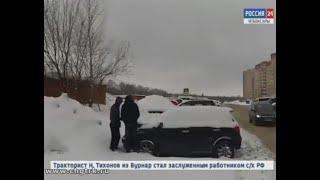 В Чебоксарах задержаны похитители автомобильных аккумуляторов