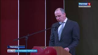 Рашид Темрезов поздравил медиков Карачаево-Черкесии с профессиональным праздником
