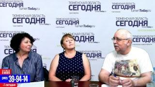 В эфире: Лариса Филимонова и Лариса Андреева