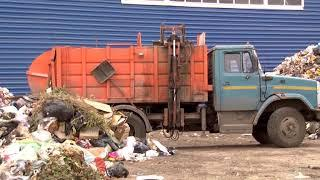 Мусорщики показали, как утилизируют отходы на современных полигонах