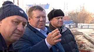 Николай Панков призвал ускорить темпы строительства дома в Елшанке
