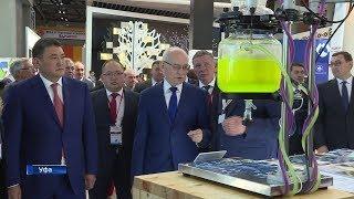 В Уфе открылся Российский нефтегазохимический форум