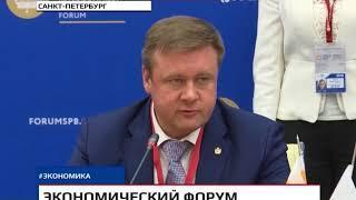 Петербургский международный экономический форум. Итоги первого дня