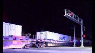 Woman in wheelchair is hit by freight train and thrown to her death - 247 news