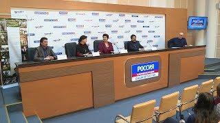 Полная запись пресс-конференции, посвященной 100-летию Хашима Мустаева