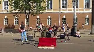 """Рок-версия песни """"Катюша"""" на 9 мая в Воронеже"""