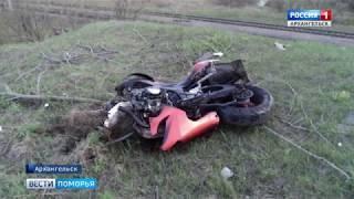 Серьёзное ДТП произошло накануне на Талажском шоссе