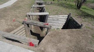 Ветераны Когалыма спустились в окопы