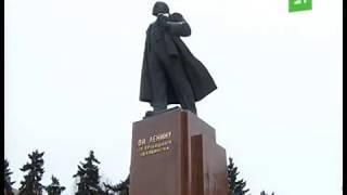 В Челябинске завершили ремонт главного памятника города
