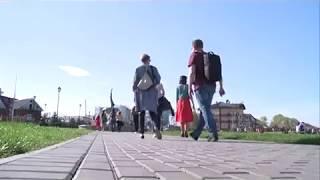 24 05 2018 Туристический маршрут «Сарапул Рыжей девочки» разработали в Удмуртии