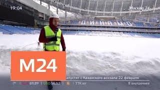 """""""Москва сегодня"""": как меняется спортивный облик столицы - Москва 24"""