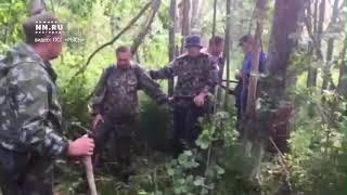 Спасение дедушки из семеновских болот