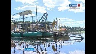 Водоемы Ивановской области нуждаются в очистке