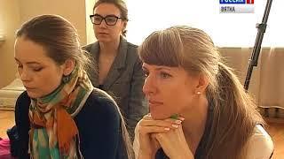 В кировском драмтеатре состоялось представление нового художественного руководителя(ГТРК Вятка)