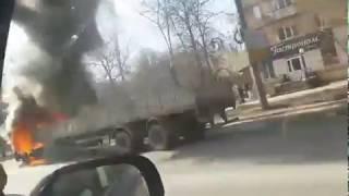 Пожар на Гагарина 9 апреля