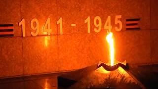 К всероссийской акции присоединились полицейские ЕАО в День памяти и скорби(РИА Биробиджан)