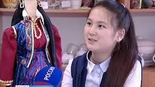 В красноярской школе появился музей национальной одежды