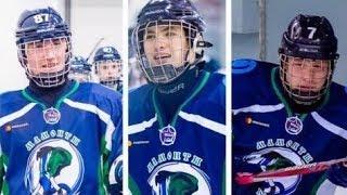 Югорские хоккеисты сыграют за сборную России на Турнире четырёх наций