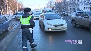 Автоинспекторы продолжают ловить нарушителей с помощью скрытого патрулирования
