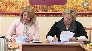 Правительство области и «Движение сельских женщин» подписали  соглашение о сотрудничестве