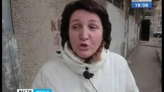 Жильцы дома на проспекте Жукова в Иркутске задыхаются от новой краски в подъезде