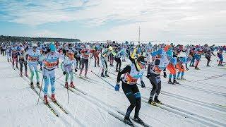 Почти 1 200 человек подали заявки на Югорский лыжный марафон
