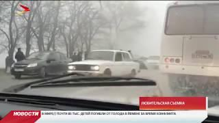 Серьезное ДТП произошло в Пригородном районе Северной Осетии